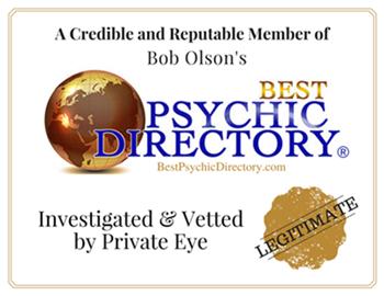 Best Psychic Directory Participant - Annie Radzus